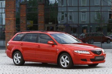 Mazda6 Wagon mit Allrad