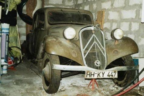 Citroën Front