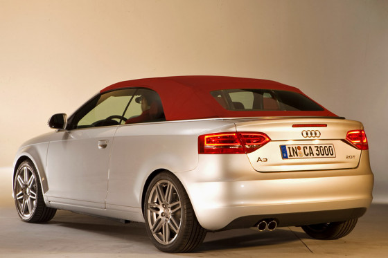 audi a3 cabrio test. Black Bedroom Furniture Sets. Home Design Ideas