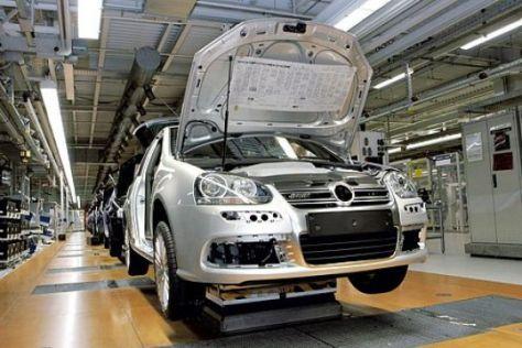 Absatz-Rekord bei Volkswagen