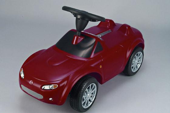mazda mx 5 bobby car cabrio feeling f r die kleinsten. Black Bedroom Furniture Sets. Home Design Ideas
