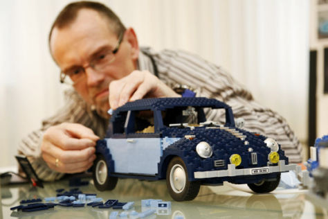 Lego-Auto