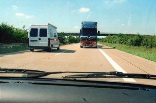 GPS stoppt Geisterfahrer