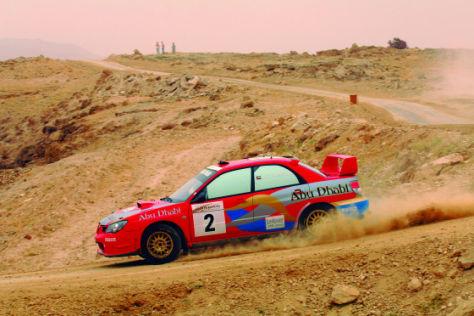 Rallye Jordanien 2007