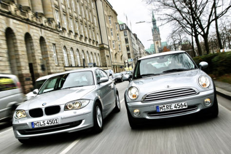 BMW 116i, Mini One