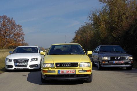 Audi Ur-quattro S2 S5
