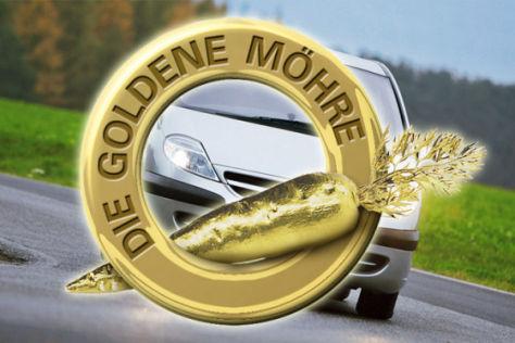 AUTO BILD-Möhre des Jahres