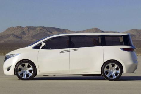 Studie Nissan Forum Rollender Familienfrieden Autobild De