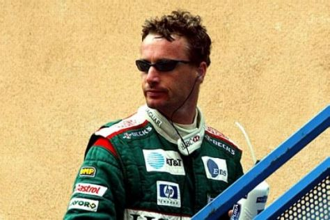 Jaguar mistet Formel-1-Stall aus