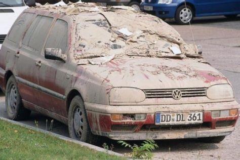 Hochwasserhilfe von VW