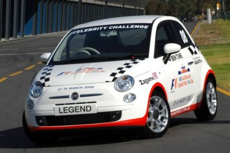 Fiat 500 Rennversion
