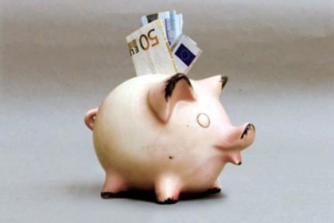 Zinsen fürs Geld