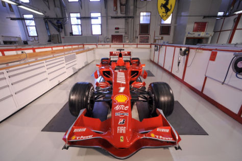 Ferrari F2008