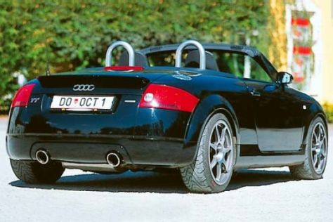 Audi TT Roadster von OCT