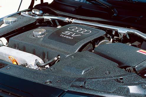 Audi TT Roadster von OCT