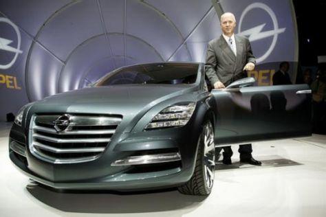 GM-Europa-Vorstand Carl-Peter Forster