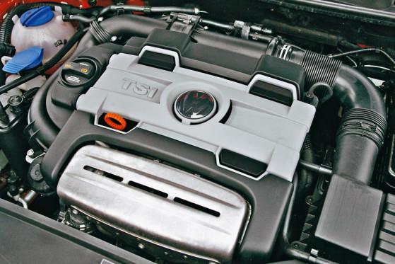 VW Golf Variant 1.4 TSI