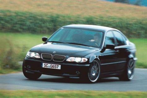 BMW 330d von Wetterauer
