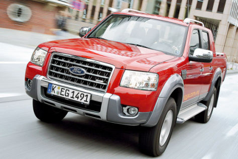 Ford Ranger 3.0 TDCi Wildtrak