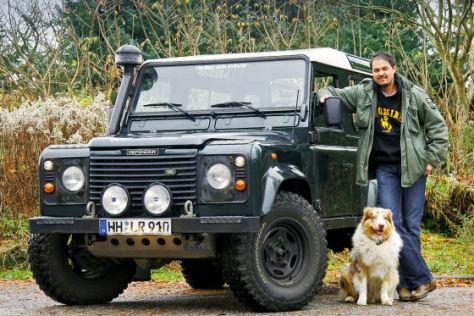 Land Rover Defender 90 Td5