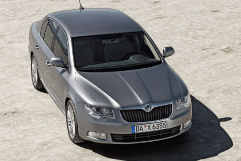 Skoda Superb 2008 – Foto-Update!