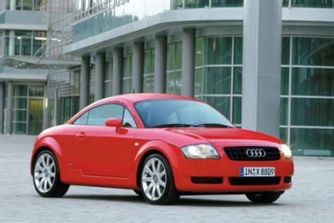 Neues S-line-Sportpaket für den Audi TT