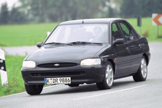 gebrauchtwagen test ford escort iv 1990 2000. Black Bedroom Furniture Sets. Home Design Ideas