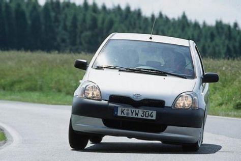 Rückruf für Toyota Yaris