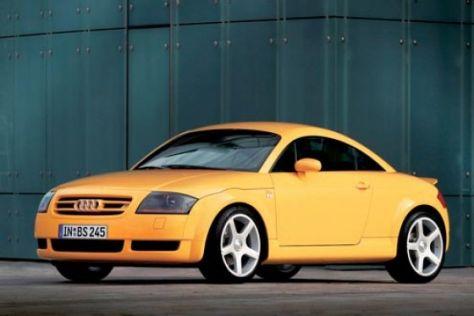 Audi TT Coupé DTM Edition