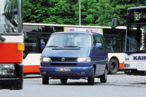 VW Caravelle T4 (1990-2003)
