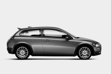 Volvo C30 Sondermodell Edition