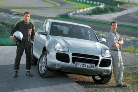 Fahrbericht Porsche Cayenne Turbo