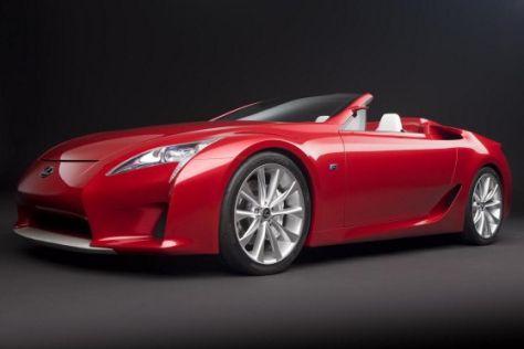 Studie Lexus LF-A Roadster