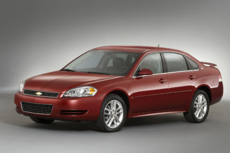 Sondermodell Chevrolet Impala 50th Anniversary Edition