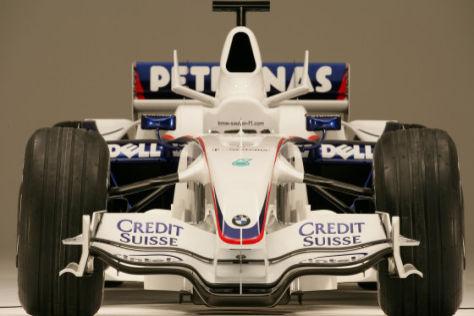 BMW-Sauber präsentiert den F1.08