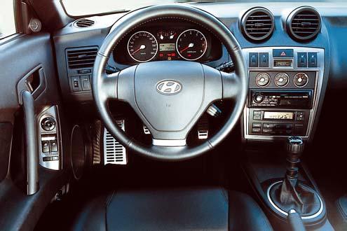Hyundai Coupé 2.7 V6 GLS