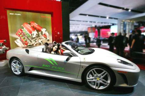 Ferrari F430 Biofuel