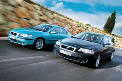 Volvo S60 R und V70 R