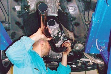 Partikelfilter Diesel Nachrüstung