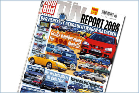 AUTO BILD TÜV-Report 2008