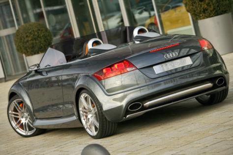 Fahrbericht Audi TT Clubsport