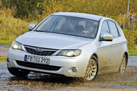 Subaru Impreza 2.0R Automatik