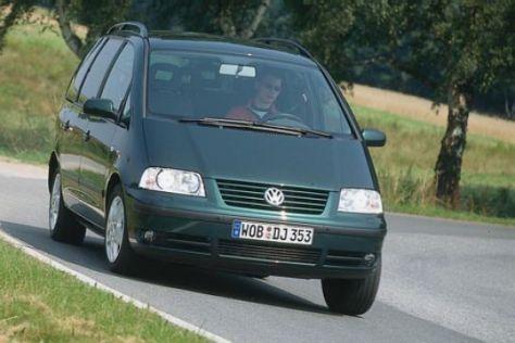Mehr Power für den VW Sharan