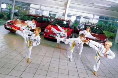 Daewoo Rezzo, Hyundai Matrix und Kia Carens