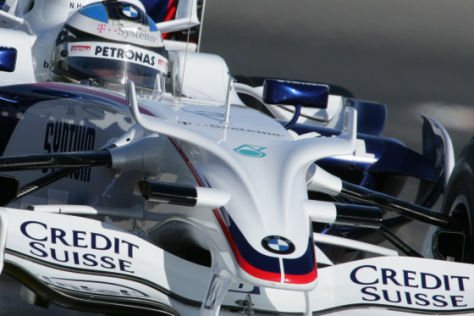 BMW-Sauber F1.08
