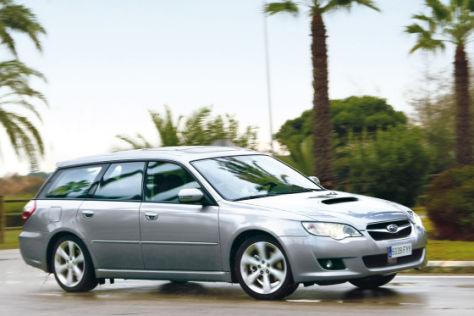 Subaru Legacy Kombi Boxer Diesel