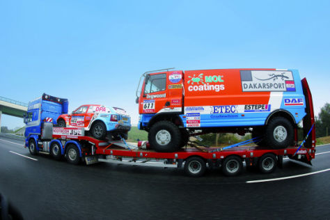 &quot;Dakar&quot;-Heimkehrer 2008
