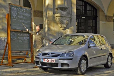 Gebrauchtwagen-Test VW Golf V