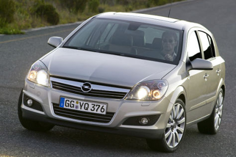 Opel Astra Sondermodell Innovation