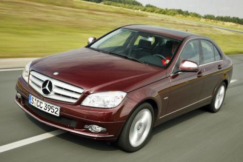 Mercedes-Benz C-Klasse C 200K